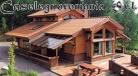 Case Di Tronchi Romania : Caselegnoromania s r l case e ville in legno dalla romania home