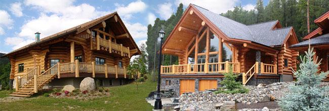 case in legno romania